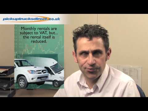 Pickup Truck Personal Contract Hire Advice From Pickup Trucks Direct