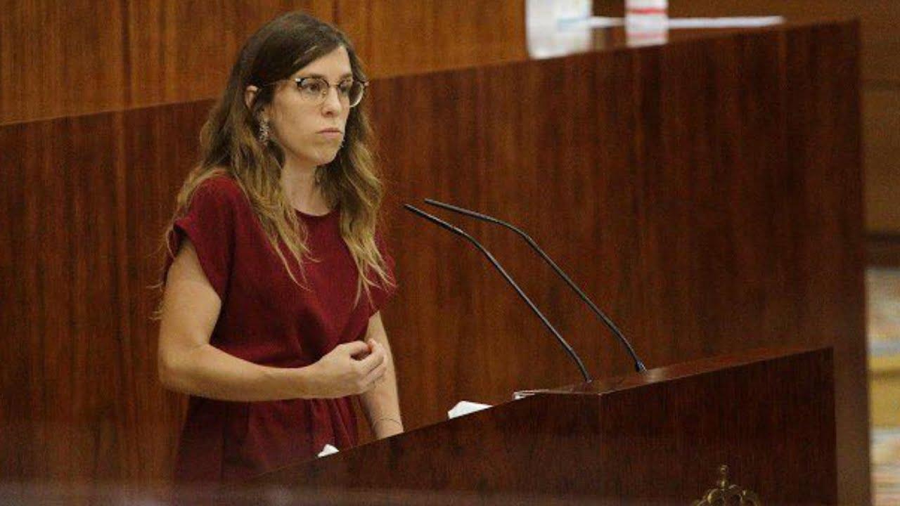 María Acín | PNL medidas preventivas AENA (Pleno 02/07/20)
