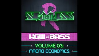 How To Bass Volume 3: Macro Economics (Sample/Preset Pack)