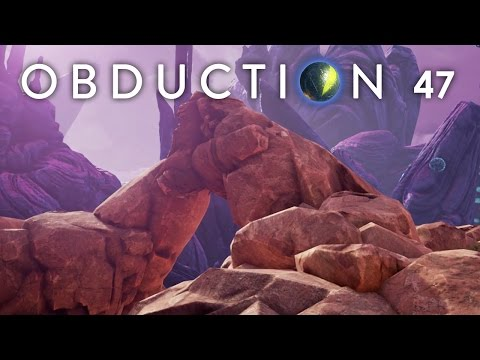 Obduction   Deutsch Lets Play #47   Blind Playthrough   Ingame English