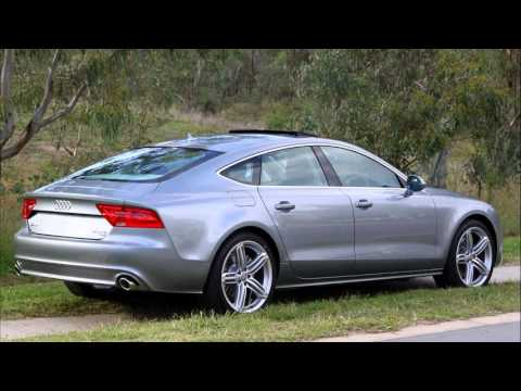 Audi A Sportback Door YouTube - 2 door audi a7