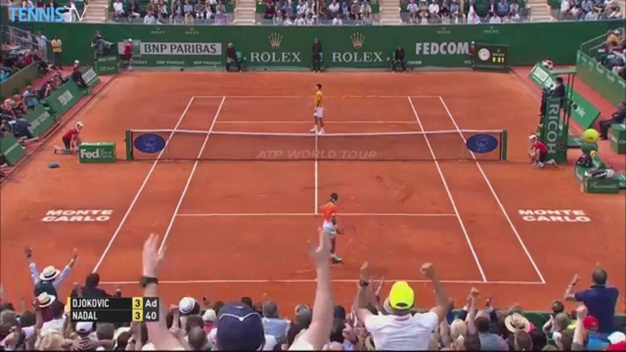 Open My Big Point Tennis