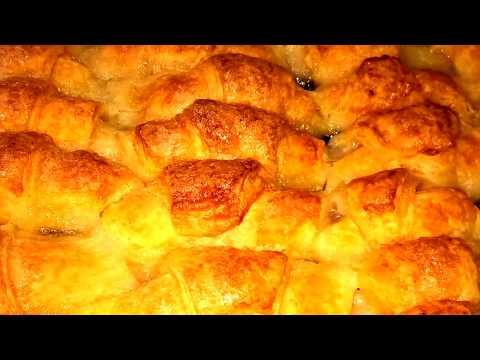печенье из слоеного теста рецепты с фото в духовке