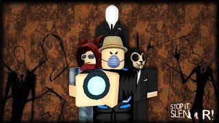 SLENDERMAN ARKAMDA! -Roblox