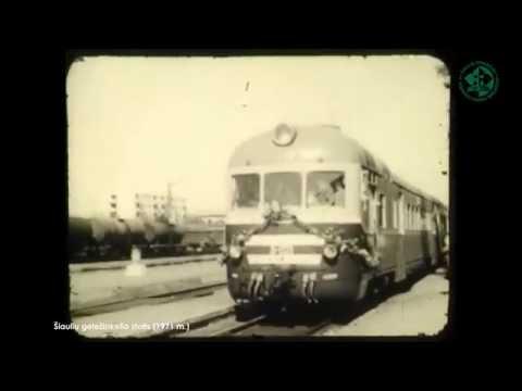 Šiaulių Geležinkelio stotis