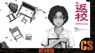 DETENTION – PS4 REVIEW