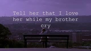 Lil Peep - Let me bleed (lyrics)