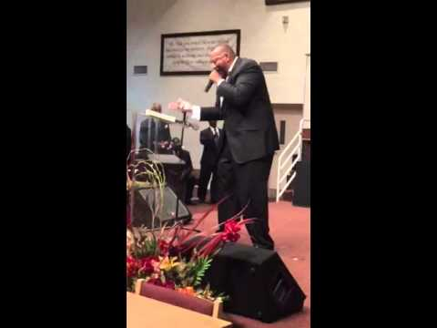 """Bishop Curry Preaching The Final Night of The Kingdom Conference          """"Stormy Weather"""""""