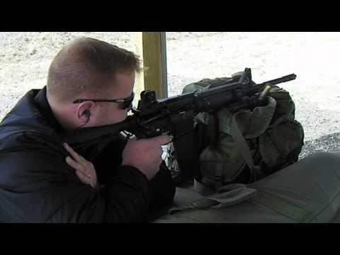 AR15 Carbine - 36 Yard Zero Check