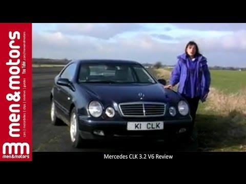 1998 Mercedes CLK V6 Review