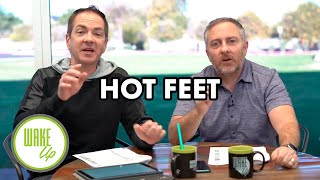 Hot Feet - WakeUP Daily Bible Study - 01-15-20