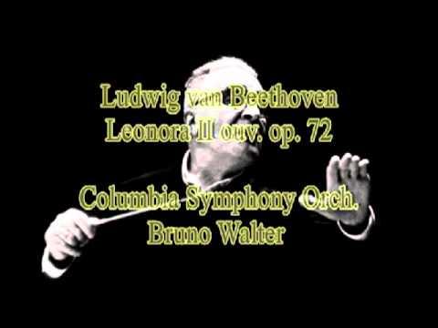 Beethoven Coriolano Leonora II Bruno Walter