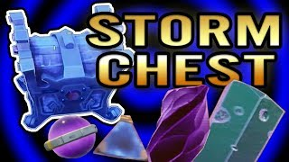 StormChest   Where To Find Them and their LOOT!! Fortnite Save The World