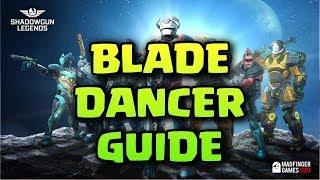 *NEW* Blade Dancer Guide / walktrough - Shadowgun Legends co-op dungeon