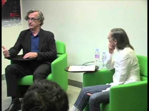 Goethe Directors Talk: Wim Wenders