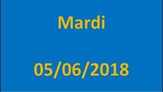 RESULTATS EURO MILLIONS DU 05/06/2018 !