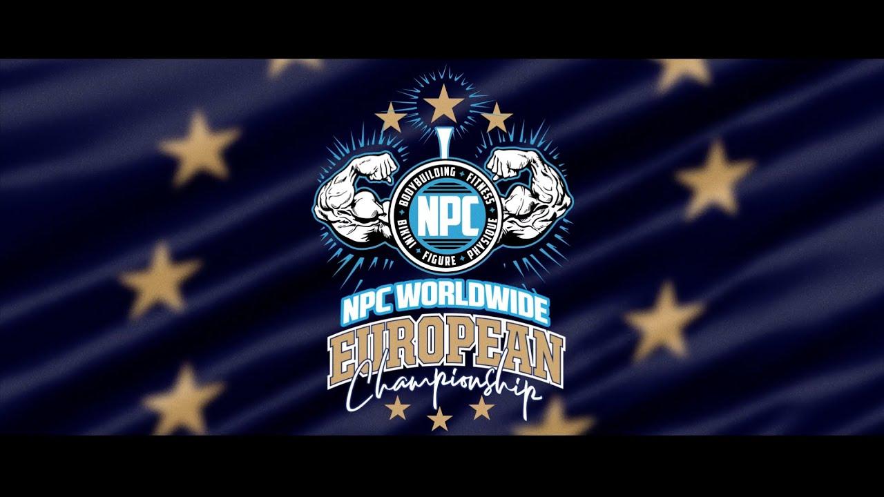 Promo Npc European Championship 2020