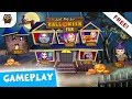 🎃HALLOWEEN🎃Costumes, Spooky Decor & Pumpkin Carving | Sweet Baby Girl Halloween Fun - Gameplay