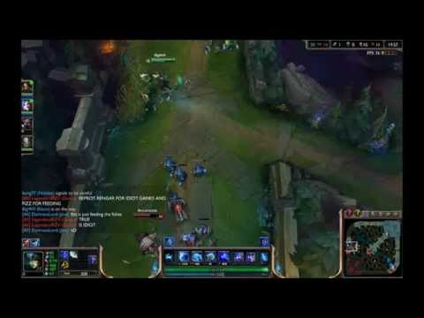 League of legends - Nami full gameplay (support) no commentary
