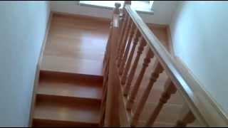 Лестницы из дерева под ключ. 097 92 88 964 Иван(Лестницы из натурального и экологически чистого материала, Бука, дуба или ясеня, не скрипят! Качественный..., 2013-08-24T17:29:56.000Z)