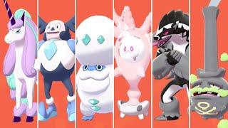 Pokémon Sword & Shield - All Galarian Form Locations & Evolutions