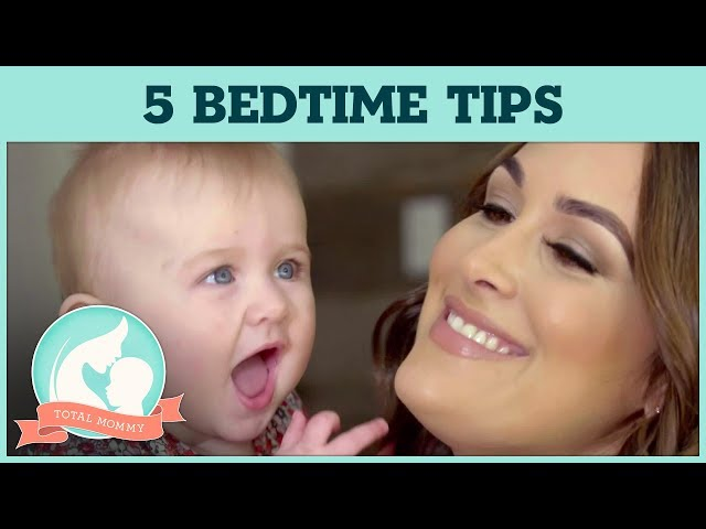 Brie and Birdie reveal their relaxing bedtime routine tips | Total Mommy