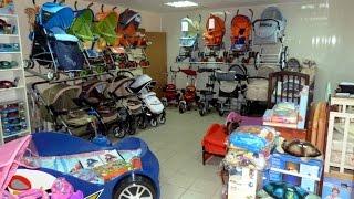 купить новые детские коляски