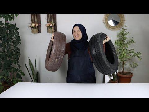 Download BAKIN ARABA TEKERİ NE HALE GELDİ
