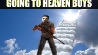 Going to Heaven B O Y Z