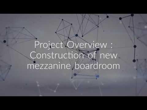 New Mezzanine Boardroom