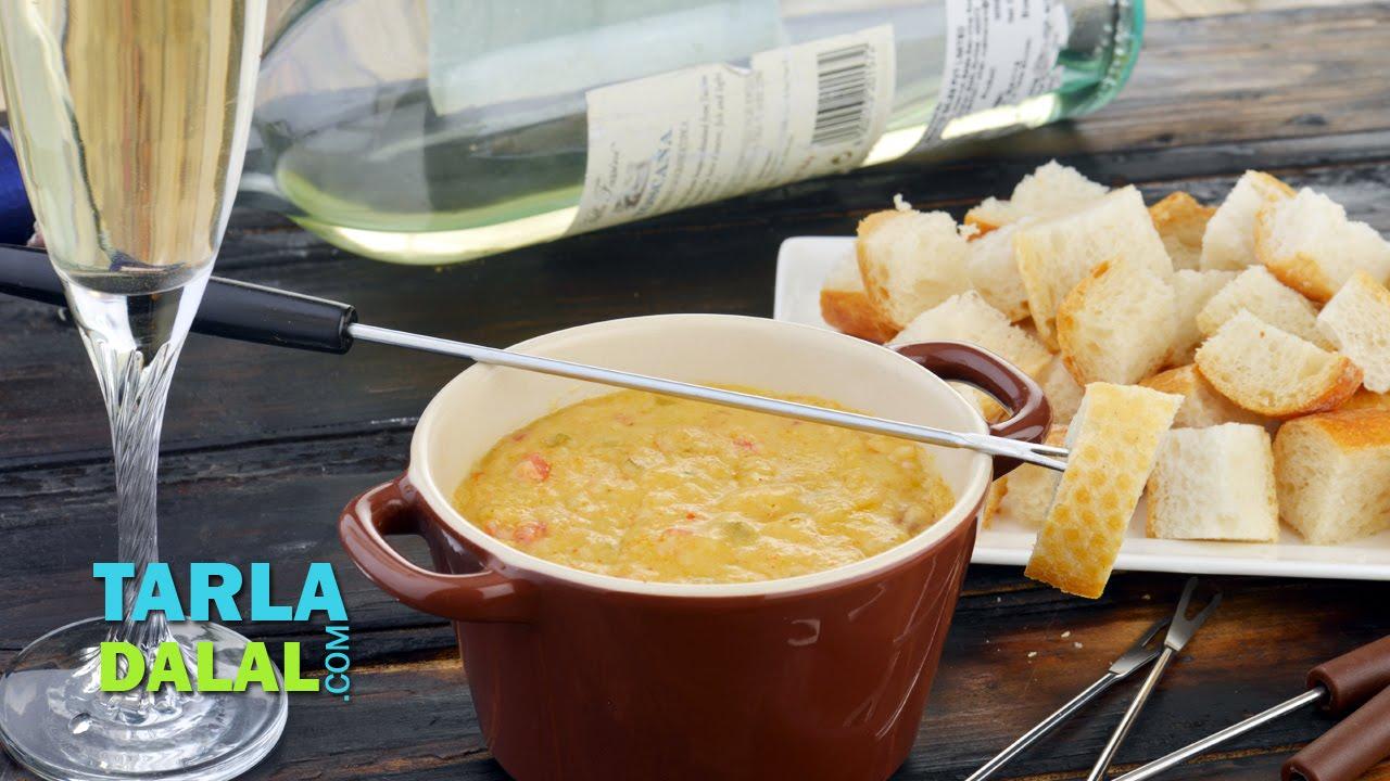 Mexican cheese fondue by tarla dalal youtube mexican cheese fondue by tarla dalal forumfinder Gallery