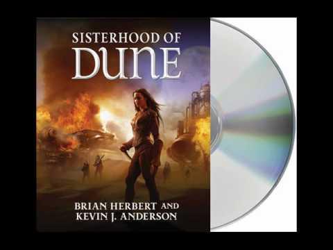 Sisterhood of Dune by Brian Herbert and Kevin J. Andersonbook Excerpt