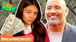 How The Rock Turned $7 Into $200,000,000 | WHAT THEY GOT RIGHT