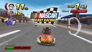 NASCAR Kart Racing | Dolphin Emulator 5.0-3605 [1080p HD] | Nintendo Wii