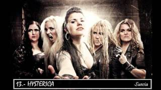 NEO Hair Metal!! Heavy Glam Sleaze...Las Bandas... [20-11]