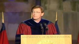 Penn Opening Convocation 2010