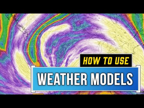 How To View The Weather Models Like A Pro Using Windy