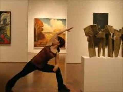 Yoga In Wisconsin - Milwaukee Art Museum