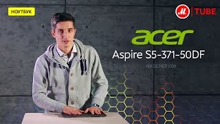 ноутбук Acer Aspire S5-371