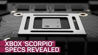 Xbox Project Scorpio is one fancy game console