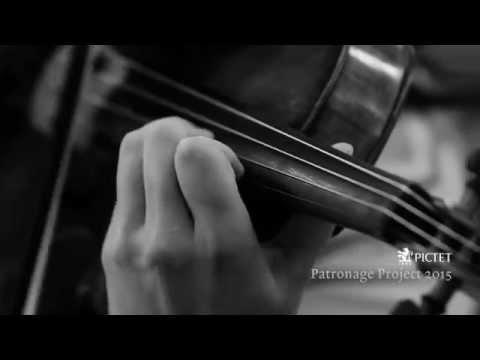 Patronage Project 2015〈ご挨拶〉ヴァイオリニスト 滝千春