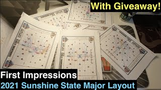 2021 NXL Sunshine State Major Layout - First Impressions