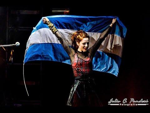 First time ever in Argentina: Lindsey Stirling Concert 16/04/2015 Special Ending