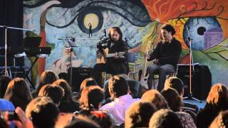 Conversatorio con Alan Reale de Los Jaivas