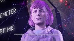 Horizon Zero Dawn - Deep Secrets of the Earth: Elisabet Sobeck Gaia AI Program Creation Cutscene