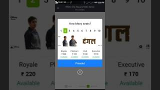 how to book movie  ticket using book my show to great discouts