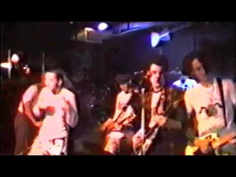 WAX (from Brooklyn) Frozen Bum on a Stick LIVE @ The Crazy Country Club, Brooklyn NY 1992