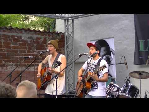 SHINE ON! JUGENDBANDS LIVE ON STAGE! GÜNTER-GRASS-HAUS 01.06.2013