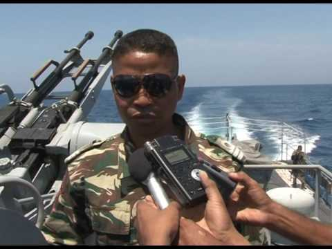 EAST TIMOR NAVY OPERATION
