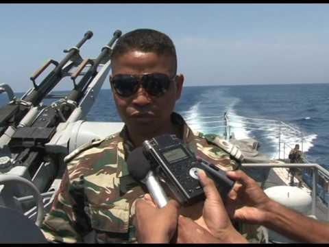 EAST TIMOR NAVY OPERATION